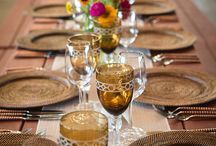 Wedding Tablescapes