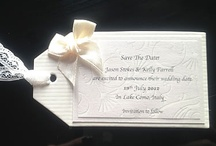 wedding paperie / by Hazel Macphail
