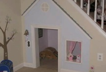 attic space for girls / by Bridget Shen