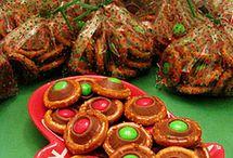 christmas goodies / by Stephanie Mueller