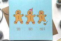 vtipný vánoční přáníčka