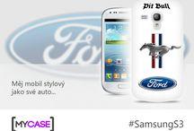 Samsung Galaxy S3 mini / Nech se inspirovat originálními kryty na Samsung Galaxy S3 mini! Začni tvořit na www.mycase.cz