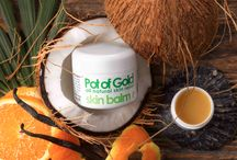 • POT OF GOLD PRODUCTS • / Find out more about our all natural products.