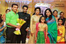 Amala Paul - Vijay Reception Photos