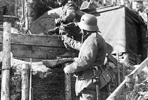 WW1 grenades