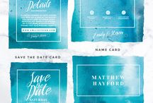 Wedding / Fully organized, layered and named as well as fully and easily editable if needed. You can modify everything quick and easy, color style, typography is no problem. It is well-organised in folders and layers.