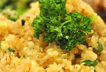 quinoa recipes / #BzzBites #BiteSizedBzz