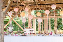 Hochzeit Deko Inspiration