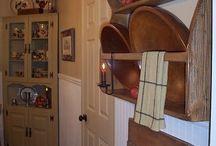 Shelves / by Kathy Batton