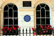 literary people & places
