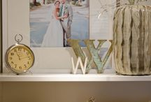 Home decor / by Amber Zimmerman-Harbour