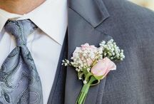Groom buttonhole