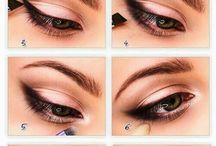 eye enlarging tutorial make up