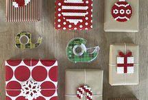 Darčeky / balenie darčekov
