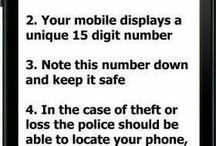Phone security number
