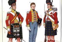 Uniformi / disegni, foto e tutto quello che serve per dipingere soldatini