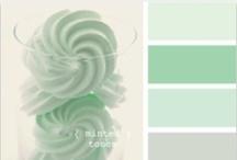 colour combos / by Julie Macnair