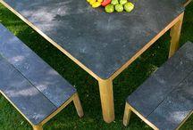 Tables par Les Jardins®