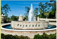Payasada Estates / The community of Payasada is located in a secluded enclave of Ponte Vedra, surrounded by preserves and natural lakes.