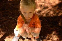 Photographing Autistic Children