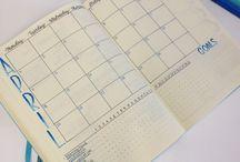 Diy annual diary