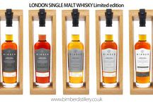 London Single Malt Whisky from Bimber Distillery / SINGLE MALT LONDON WHISKY   Bimber Distillery is proud to announce a limited series some of the first single malt whiskies to have been made in London for over a century. With great respect to tradition, we use old fashioned methods of mashing, fermenting and distilling to create a unique single malt of true character.