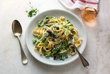 More Pasta! / pasta dishes