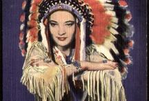 Native american / by Lorenza Savage