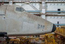 hangar industriel abandonné