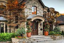 Domovy vchodove dvere