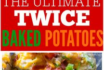 Potatoe sides