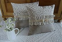 подушки текстиль