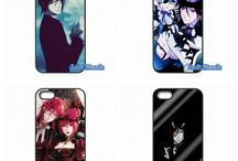 Black Butler Phone Covers