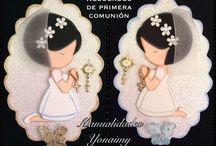 PRIMERA COMUNION Y BAUTIZOS