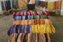 fit to be dyed - natural dyeing.