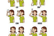Znakový jazyk pro miminka