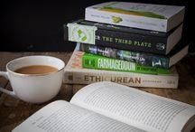 Foodie Books & Reads / Farmdrop's Summer Reading List