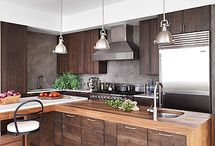 | Kitchens | / Kitchens that I'd love to cook in
