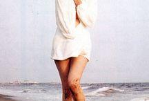 Marilyn Monroe / Marilyn Monroe films, fashion, articles, clips, art