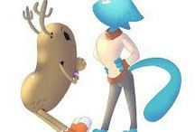 Amazing world of gumball / Gumball & friend
