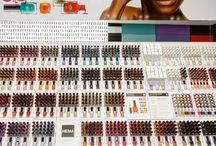 INTERIORES COMERCIAIS - L. de MAKES / Ideias e inspirações para lojas de maquiagens de cosméticos.