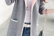 Women's fashion / Women's sweater