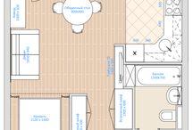 Маленькая Квартира Планировка