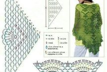 Crochet shawl patterns