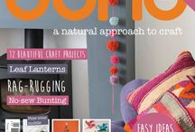JUNO Craft Extra / Inspiration for and from our special extra issue, celebrating homemade, natural and upcycled crafts through the seasons.