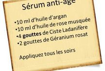 Crème anti-age