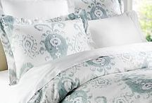 Bedding / by Stacey Boudreaux