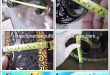 Antique Home Decoration Products Inspection Service