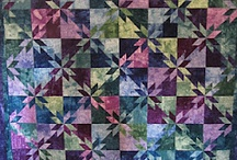 Quilts. / by Kristen Fowler