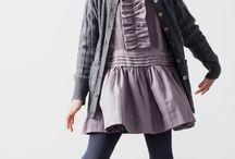 Ubrania dla dziewczynek - jesień zima